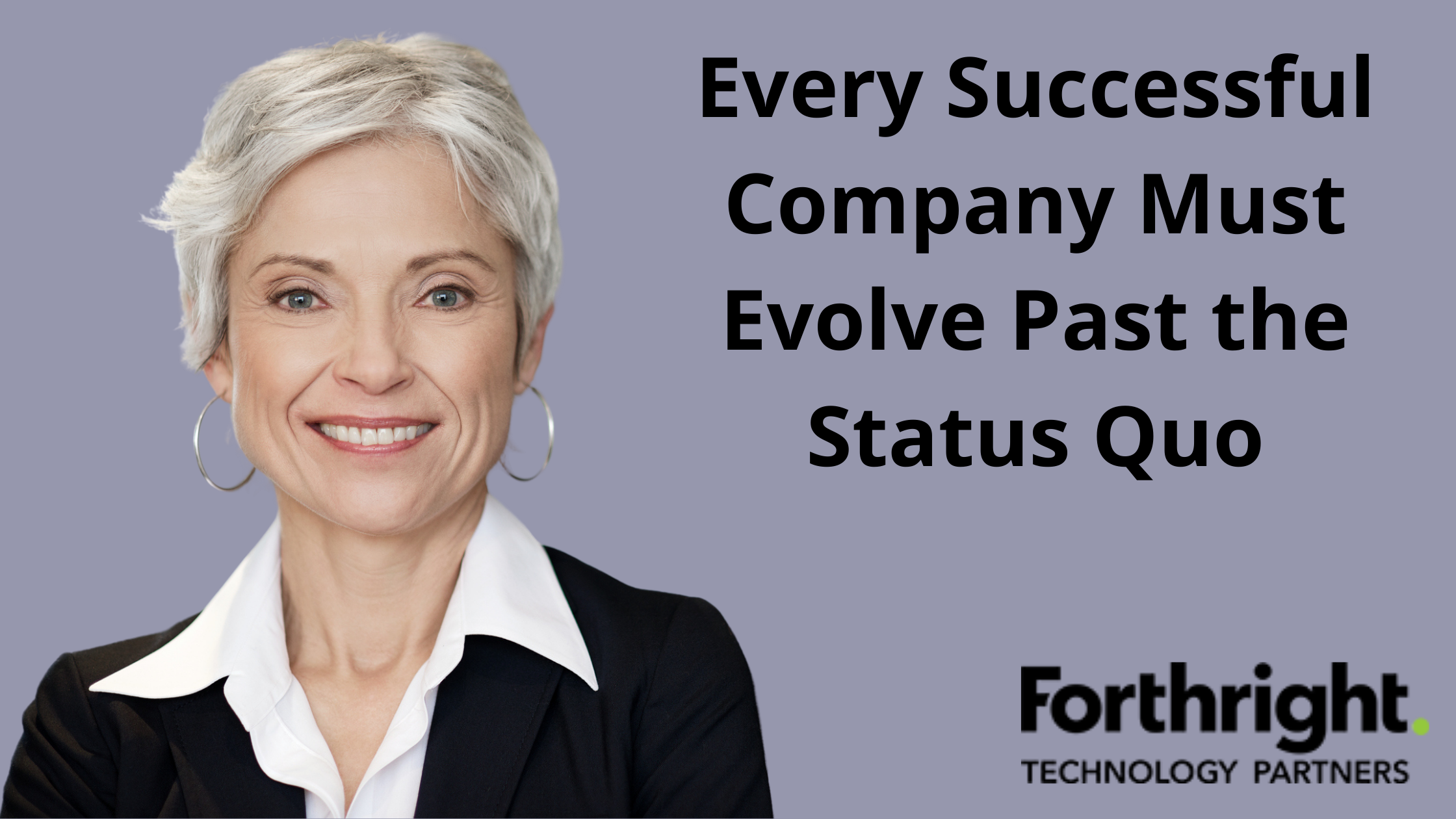 Every Successful Company Must Evolve Past the Status Quo
